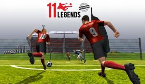 11 Legends medium